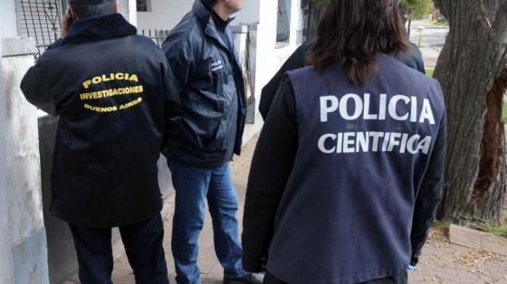 policía científica
