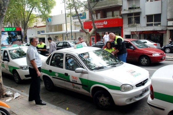 taxi la plata